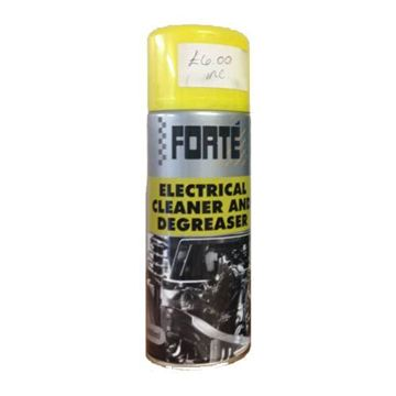 Picture of Forte Electrical Cleaner And Degreaser