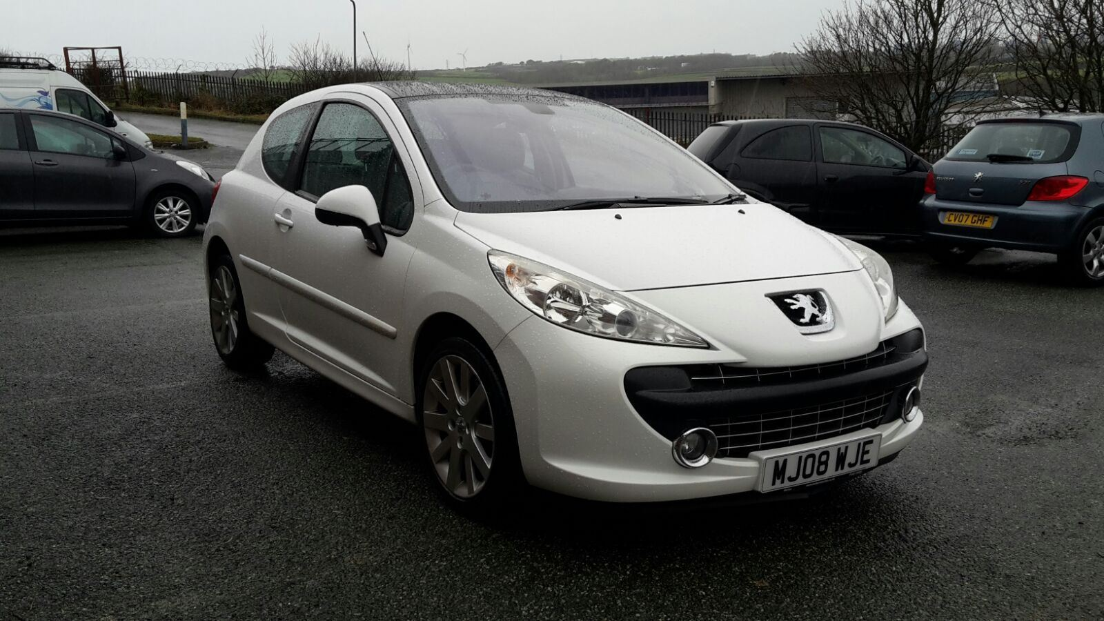 peugeot 207 gt car servicing repairs thornton motors. Black Bedroom Furniture Sets. Home Design Ideas