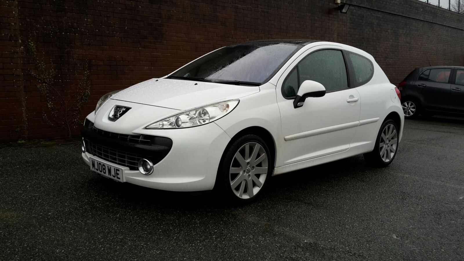 Peugeot 207 Gt Car Servicing Amp Repairs Thornton Motors