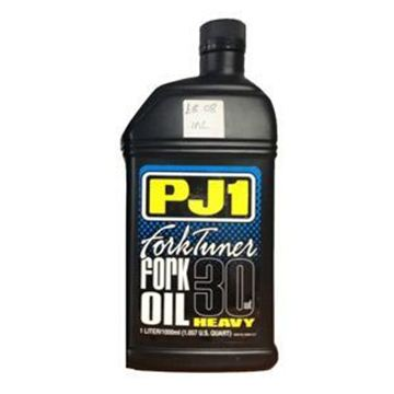 Picture of PJ1 Fork Tunes Fork Oil 30W Heavy  1Ltr