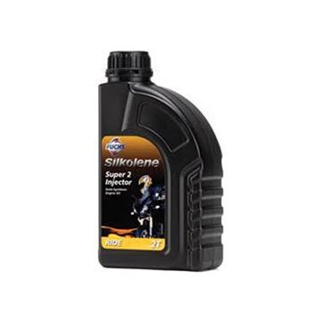 Picture of Fuchs Silkolene  Super 2 Injector Semi-Synthetic Engine Oil  Ride 2T