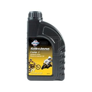 Picture of Fuchs Silkolene  Comp 2 Synthetic Ester Premix & injector Oil  2T