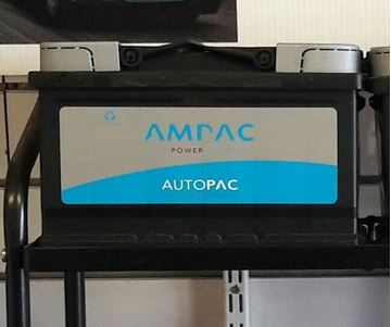 Picture of Ampac Premium Battery- 110