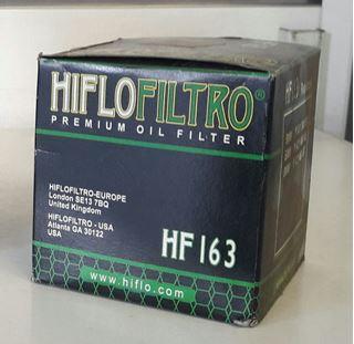 Picture of HifloFiltro - Premium Oil Filter - HF163
